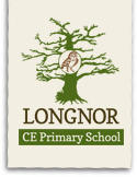 Longnor CE Primary School Logo