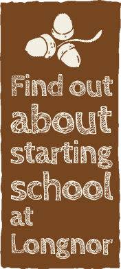 Find out about Starting School at Longnor