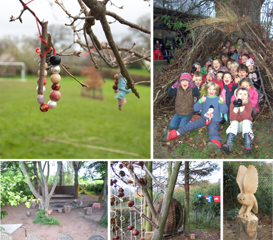 Forest School Images
