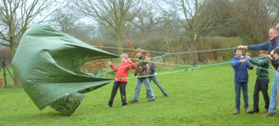 Forest School Kites