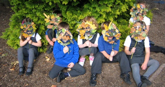 Forest School Masks